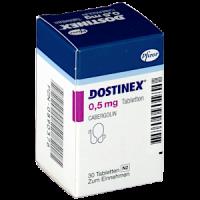 Cabergolin ohne Rezept kaufen Dostinex bestellen