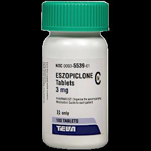Eszopiclon ohne Rezept kaufen Lunesta bestellen