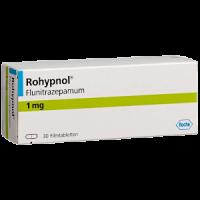 Flunitrazepam ohne Rezept kaufen Rohypnol bestellen