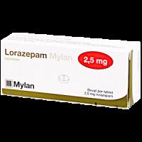 Lorazepam ohne Rezept kaufen Temesta bestellen