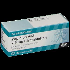 Zopiclon ohne Rezept kaufen Ximovan bestellen